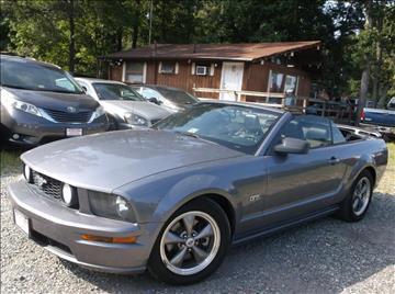 2006 Ford Mustang for sale in Fredericksburg, VA