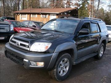 2003 Toyota 4Runner for sale in Fredericksburg, VA