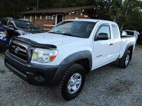 2007 Toyota Tacoma for sale in Fredericksburg, VA