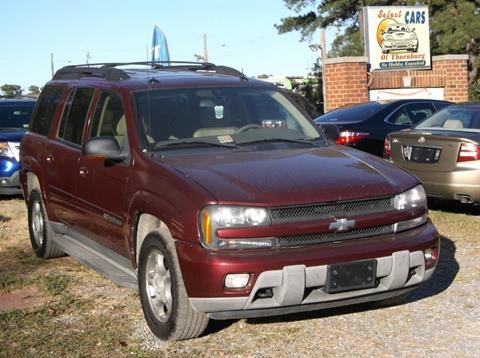2004 Chevrolet TrailBlazer EXT for sale in Fredericksburg, VA