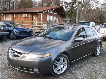 2008 Acura TL for sale in Fredericksburg, VA