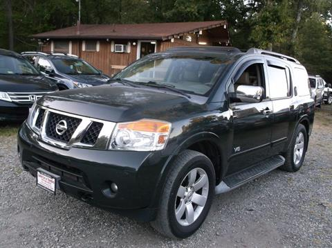 2008 Nissan Armada for sale in Fredericksburg, VA
