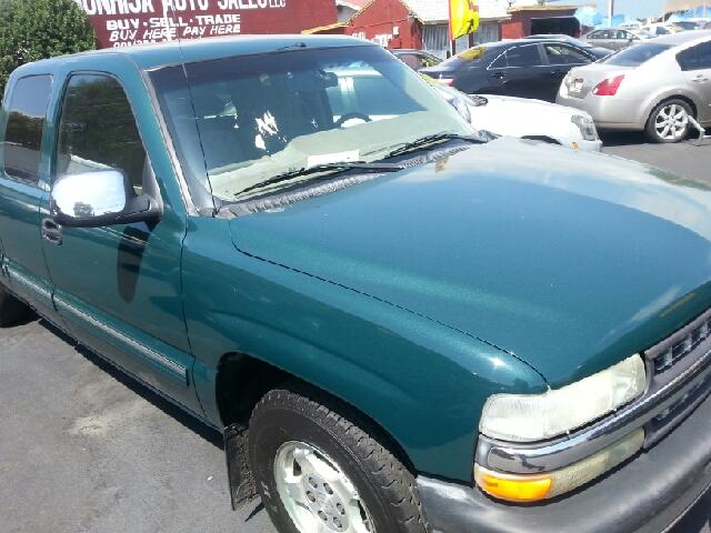 2002 Chevrolet Silverado 1500 For Sale In Albuquerque Nm
