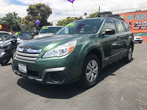 2013 Subaru Outback for sale in Pomona, CA