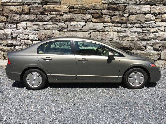2008 honda civic hybrid 4dr sedan in harrisburg pa cars trend llc. Black Bedroom Furniture Sets. Home Design Ideas