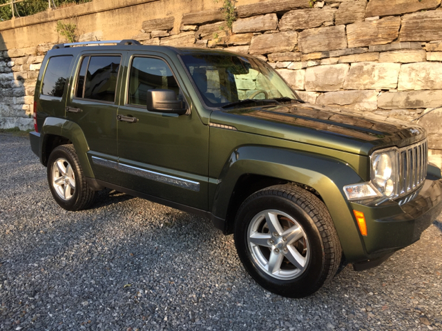 2008 jeep liberty limited 4x4 4dr suv in harrisburg pa cars trend llc. Black Bedroom Furniture Sets. Home Design Ideas