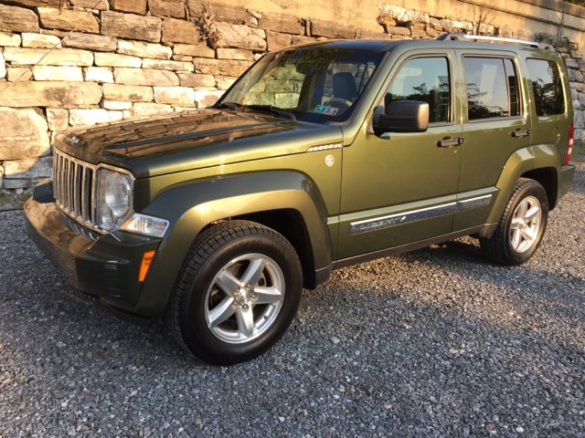 2008 jeep liberty limited 4x4 4dr suv in harrisburg pa. Black Bedroom Furniture Sets. Home Design Ideas