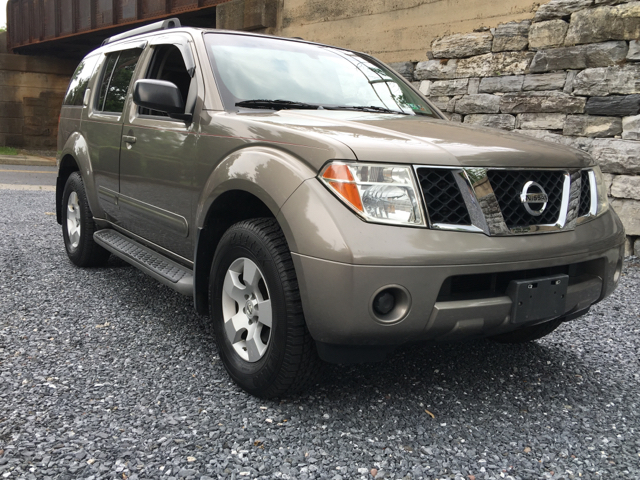 2005 nissan pathfinder xe 4wd 4dr suv in harrisburg pa. Black Bedroom Furniture Sets. Home Design Ideas