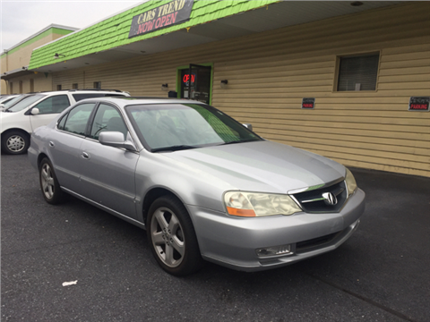 2002 Acura TL for sale in Harrisburg, PA