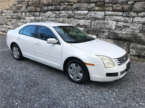 2006 Ford Fusion for sale in Harrisburg, PA