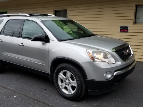 2007 GMC Acadia for sale in Harrisburg, PA