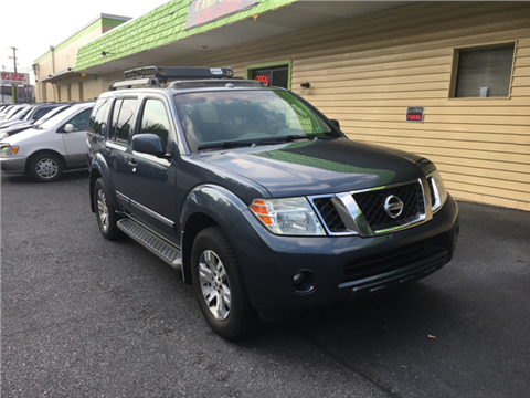 2008 Nissan Pathfinder for sale in Harrisburg, PA