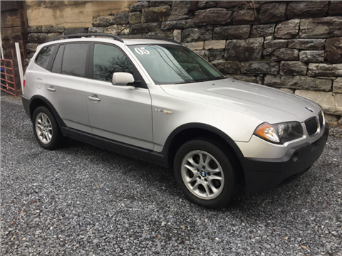 2005 BMW X3 for sale in Harrisburg, PA