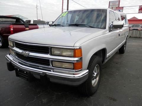 1994 Chevrolet C/K 2500 Series for sale in South Houston, TX