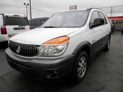 2002 Buick Rendezvous for sale in South Houston, TX