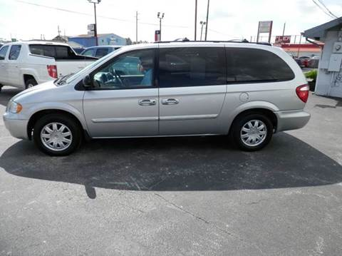 2005 chrysler town and country for sale arkansas for Andy yeager motors in harrison arkansas