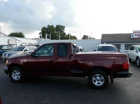 2003 Ford F-150 for sale in South Houston, TX