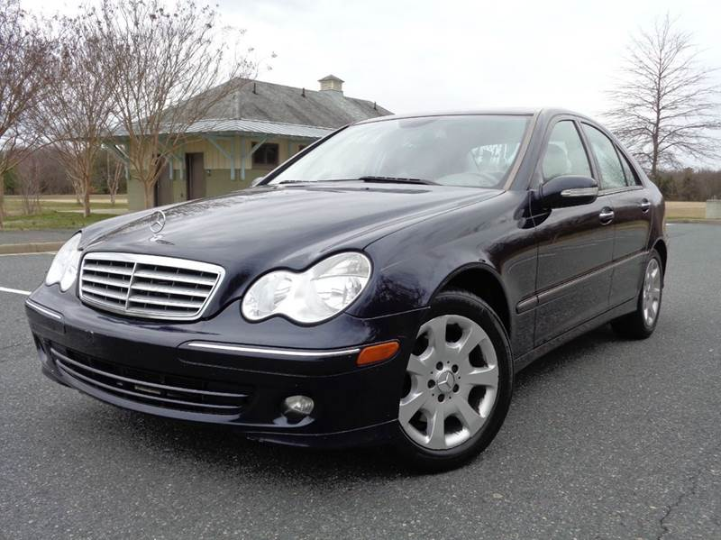 2006 Mercedes Benz C Class Awd C280 Luxury 4matic 4dr