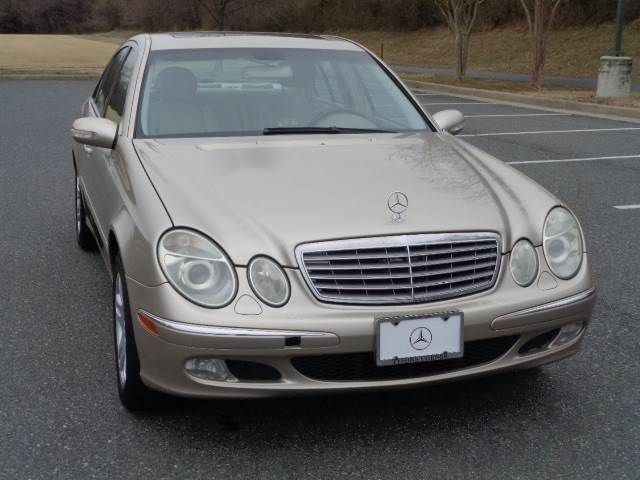 2003 mercedes benz e class e 320 4dr sedan in for 2003 mercedes benz e class sedan