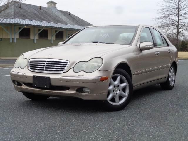 2002 mercedes benz c class c 240 4dr sedan in for Mercedes benz in fredericksburg va