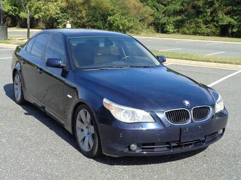 2004 BMW 5 Series for sale in Fredericksburg, VA