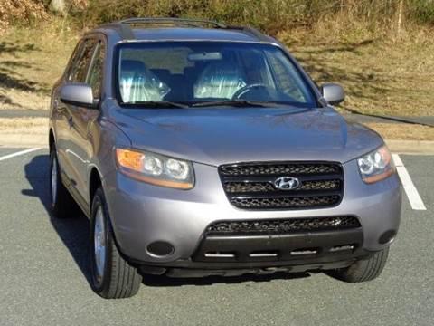 2008 Hyundai Santa Fe for sale in Fredericksburg, VA