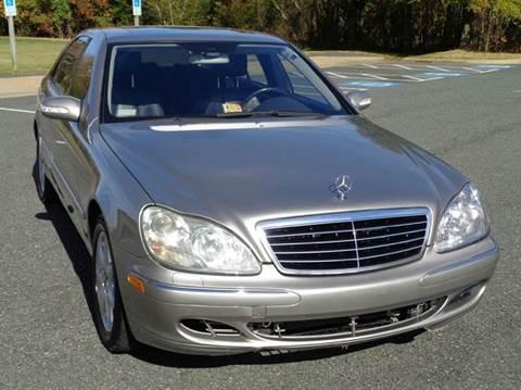 Mercedes benz s class for sale fredericksburg va for Mercedes benz fredericksburg va