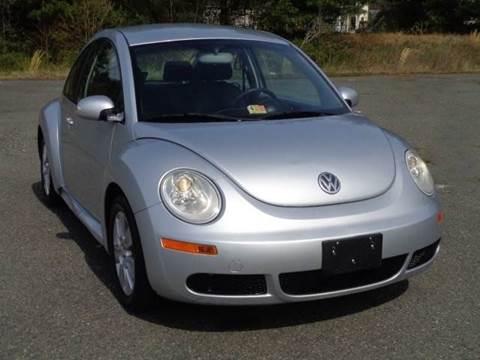 2008 Volkswagen New Beetle for sale in Fredericksburg, VA