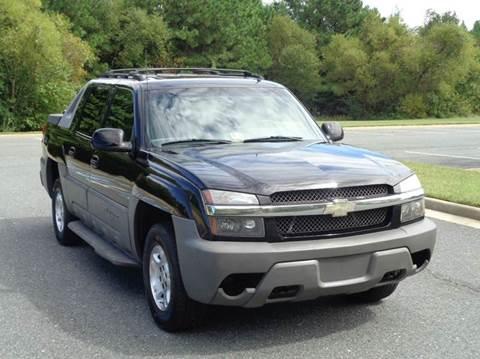 2002 Chevrolet Avalanche for sale in Fredericksburg, VA