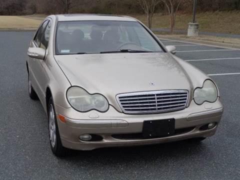 2002 Mercedes-Benz C-Class for sale in Fredericksburg, VA