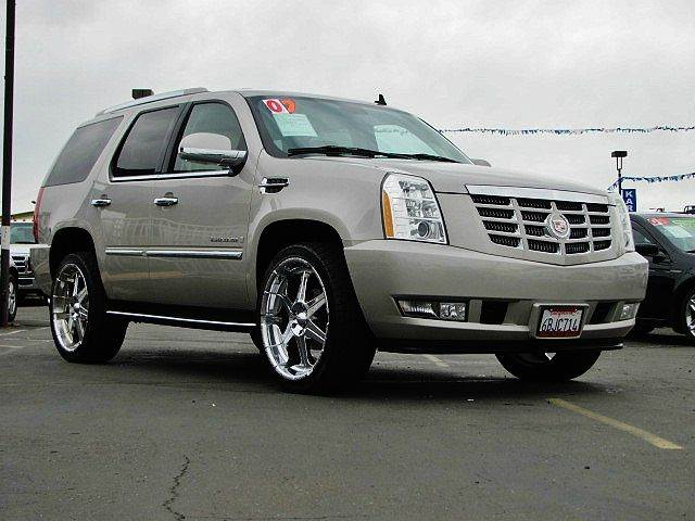 2007 cadillac escalade for sale in sacramento ca. Cars Review. Best American Auto & Cars Review