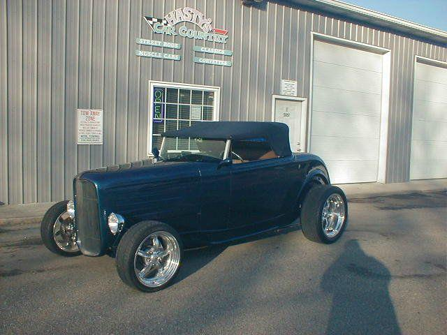 1932 Ford Roadster with Power Windows - Blue Ball OH