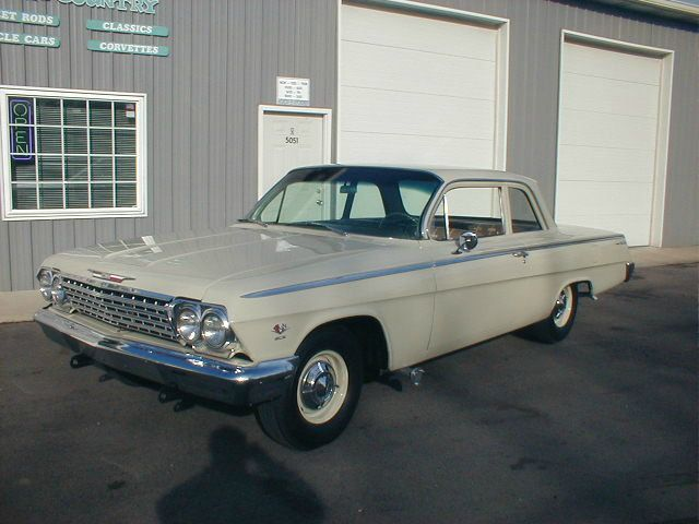 1962 Chevrolet Bel Air 409/409