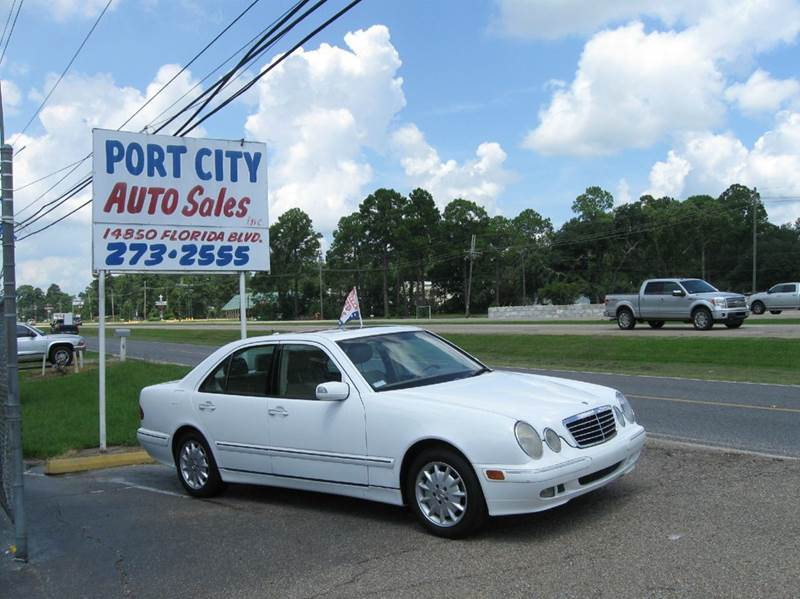 2001 Mercedes Benz E Class E320 4dr Sedan In Baton Rouge