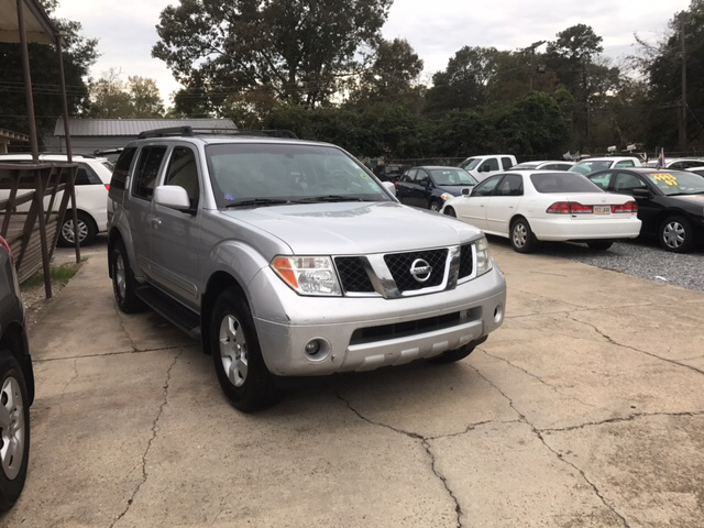 Perfect 2005 Nissan Pathfinder