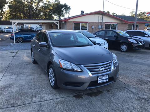 2015 Nissan Sentra for sale in Baton Rouge, LA