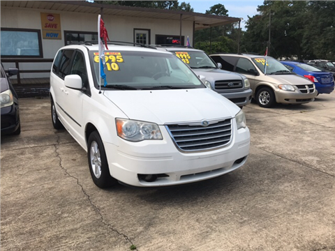 2010 Chrysler Town and Country for sale in Baton Rouge, LA