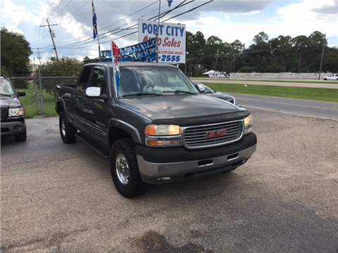 2001 GMC Sierra 2500HD for sale in Baton Rouge, LA