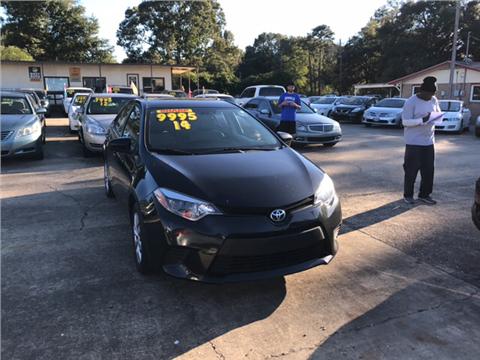2014 Toyota Corolla for sale in Baton Rouge, LA