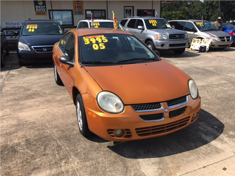 Wonderful 2005 Dodge Neon $2,995
