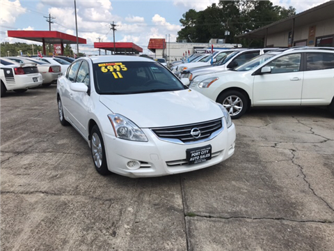 Great 2011 Nissan Altima