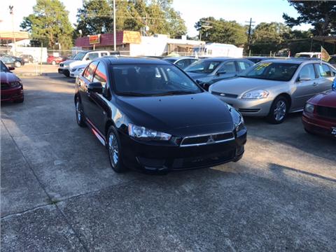 2015 Mitsubishi Lancer for sale in Baton Rouge, LA