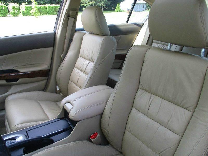 2008 Honda Accord EX-L V6 4dr Sedan 5A w/Navi - Springfield MA