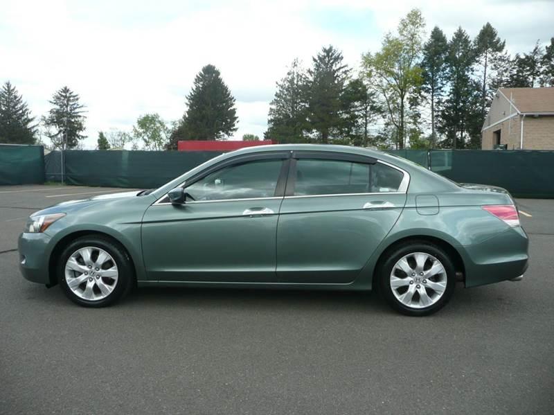 2009 Honda Accord EX-L V6 4dr Sedan 5A w/Navi - Springfield MA