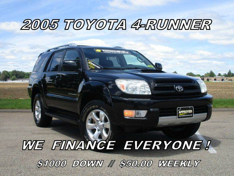 2005 Toyota 4Runner Sport Edition 4WD 4dr SUV - Springfield MA