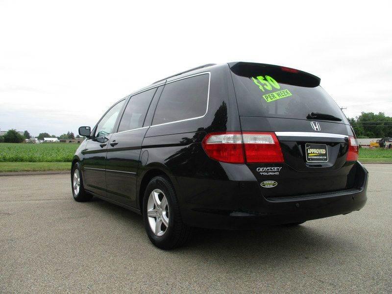 2007 Honda Odyssey Touring w/Navi w/DVD 4dr Mini Van and DVD - Springfield MA