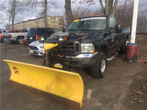 2004 Ford F-250 Super Duty for sale in Framingham, MA