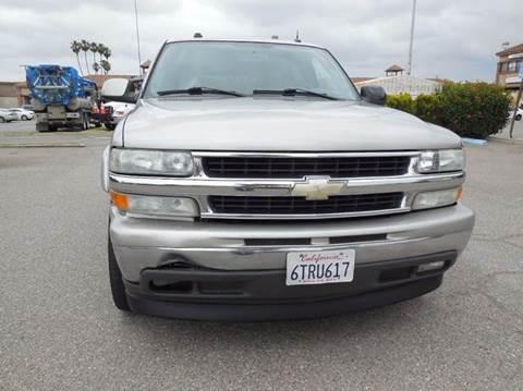 2005 Chevrolet Tahoe for sale in Stanton, CA