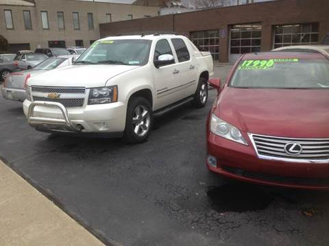 2012 Chevrolet Avalanche for sale in Kingston, PA