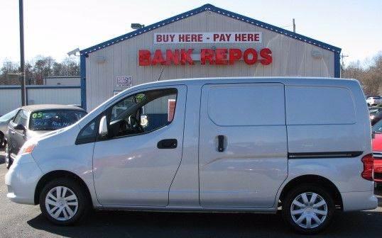 2014 nissan nv200 sv 4dr cargo mini van in winston salem nc auto liquidation direct. Black Bedroom Furniture Sets. Home Design Ideas